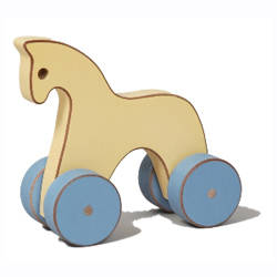 Pastel Wooden Toys use milk based paint.