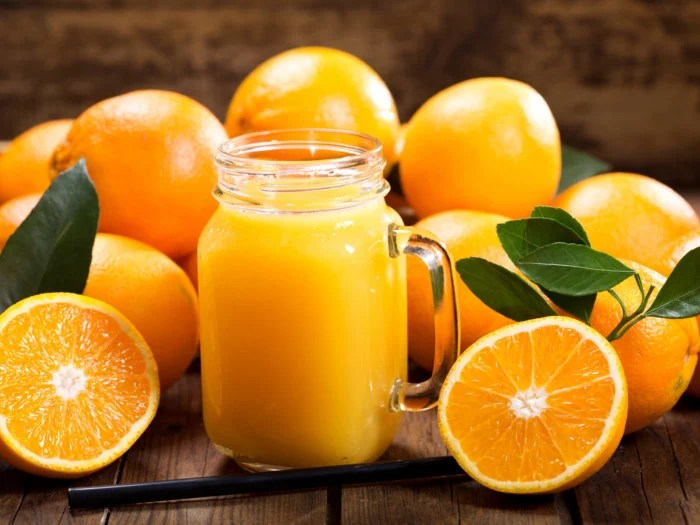 Top 7 Impressive Benefits Of Orange Juice Organic Facts