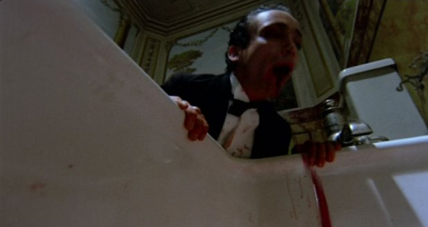 Blood for Dracula - Bad blood for Dracula is like too much tequila for the rest of us.