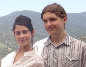 Benjamin and Nora de OrganiCosas - Tienda de Productos Naturales Libres de Agrotoxicos
