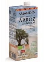 Bebida de Arroz y Baobab – 1 Litro