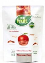 Snack Manzana Chips Organic