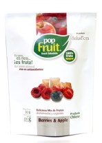 Mix Orgánico de Berries y Manzana – 100 Gr