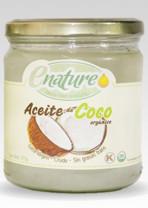 Aceite de Coco Orgánico, E Nature – 473 mL