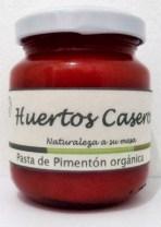 Pasta de Pimentón Orgánica – 125 Gramos