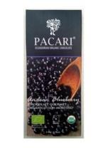 Chocolate 60% Cacao con Arándanos 50 Gr
