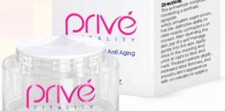 Prive Vitality Revitalizing Instant Eye Lift Serum
