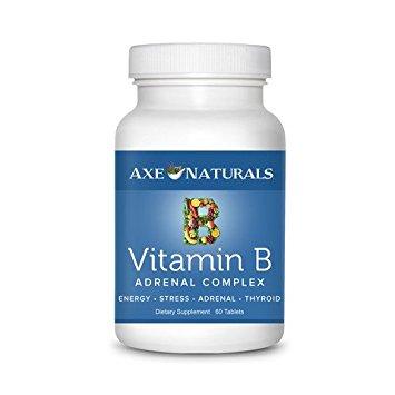 Vitamin B Adrenal Complex Review