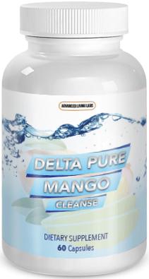 Delta Pure Mango Cleanse Review