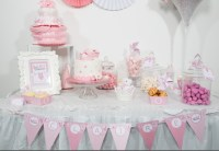 Baby Shower : c'est une fille! - Organisation Baby Shower ...
