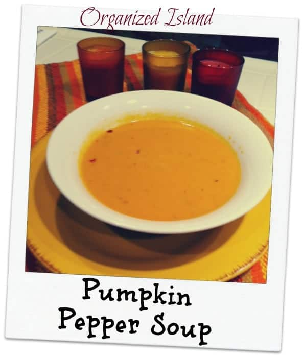 Pumpkin Pepper Soup