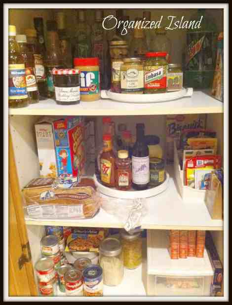 Organized pantry #organization