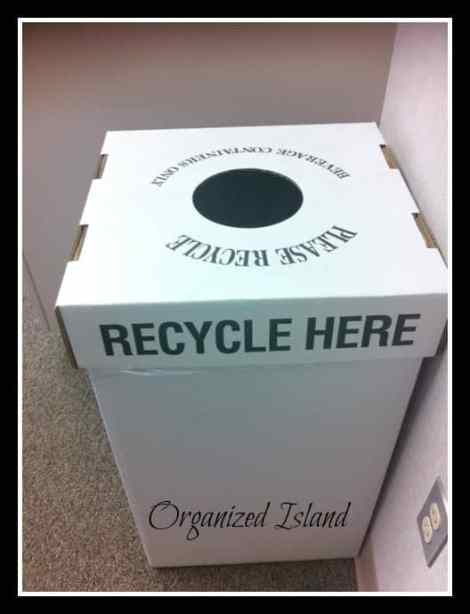Let's Talk Recycling Today