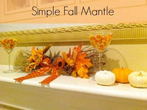 Easy-fall-mantle ideas