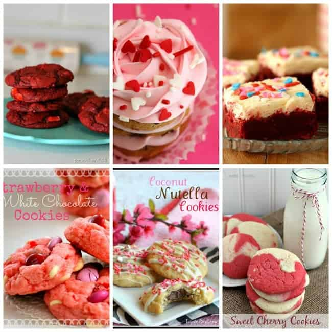 2 dozen Valentine's Cookie Recipes