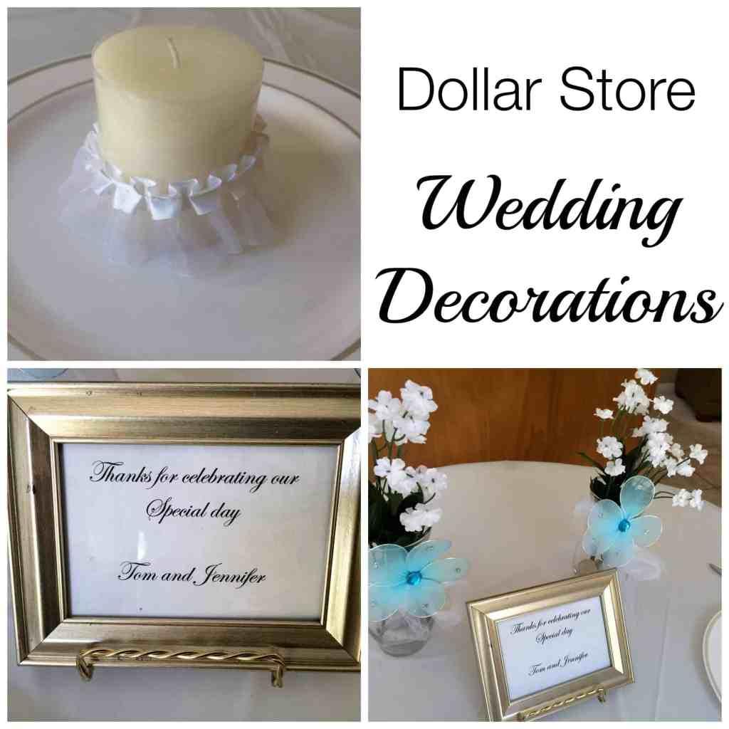 Diy Wedding Decorations Dollar Tree : Dollar store wedding decoration ideas ad g fit c