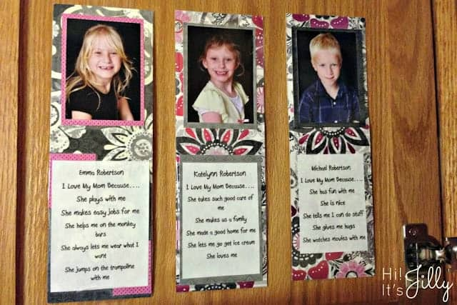 Fathers Day Bookmarks