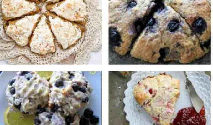 Sweet Simple Scones Recipes