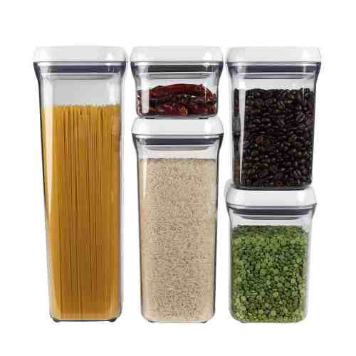 OXO Food Storage containers