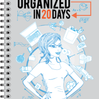 How to Organize Your Life in 20 Days!