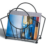 manhattan magazine rack