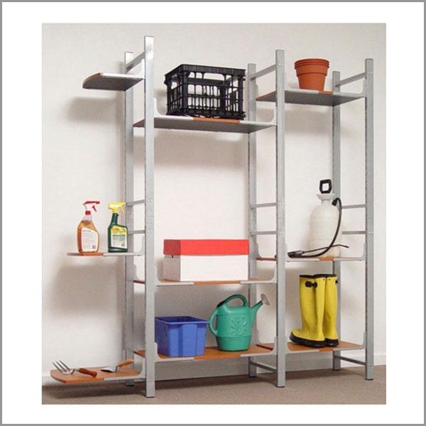 adjustable shelving system