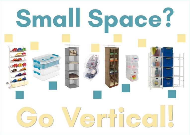 Vertical Space - 6 Ways
