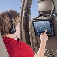 Car Headrest Mount iPad Holder in iPad Accessories