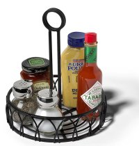 Condiment Holder - Twist in Serving Dishes