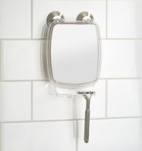 Shower Mirrors For Shaving Fogless