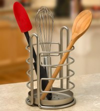 Kitchen Utensil Holder - Euro in Kitchen Utensil Holders