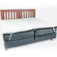 convert 2 beds to king - 28 images - strapping together ...