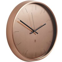 Umbra Metal Wall Clock in Wall Clocks