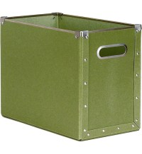 Cargo File Box - Sage in File Storage Boxes