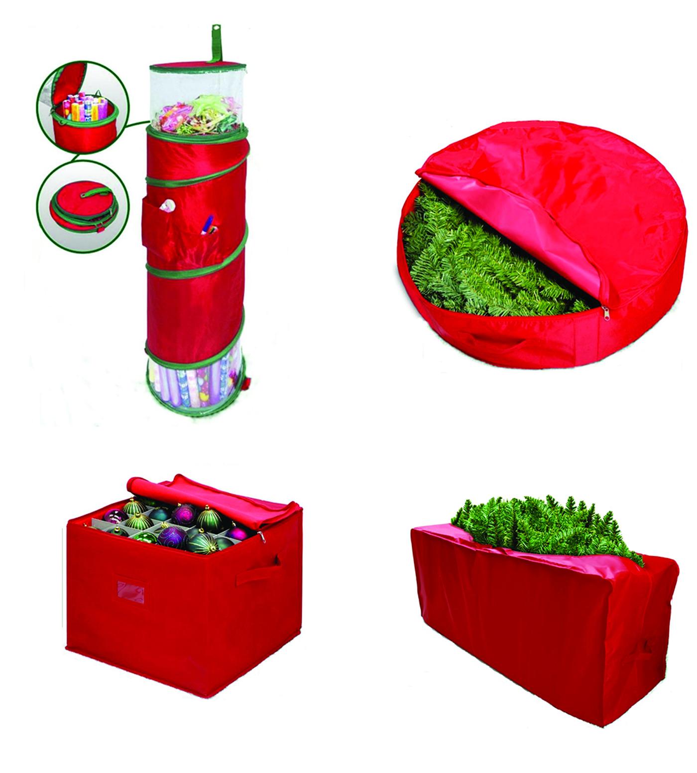 Christmas Storage Container - Listitdallas