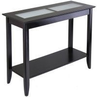Console Table - Espresso - Syrah in Accent Tables