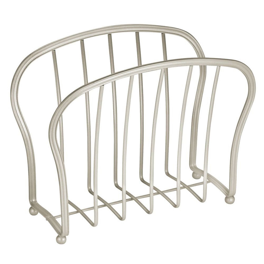 Floor Magazine Rack