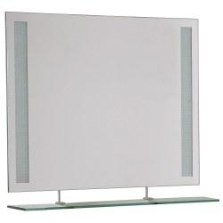 Small Of Frameless Bathroom Mirror