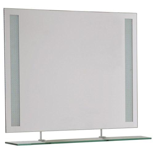 Medium Of Frameless Bathroom Mirror