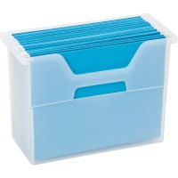 Hanging File Storage Box in File Storage Boxes