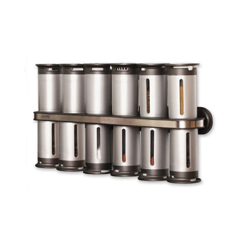 Magnetic Mountable Spice Rack In Spice Racks