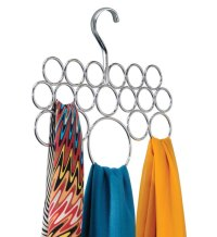18 Hole Scarf Hanger in Scarf Hangers