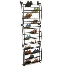 Over the Door Shoe Rack - Bronze in Over the Door Shoe Racks