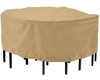 Patio Furniture Cover - Round Table in Patio Furniture Covers