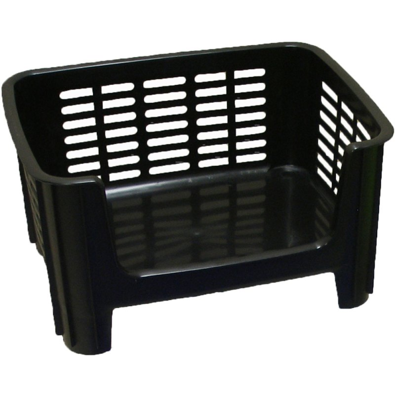 Large Of Stackable Storage Bins