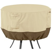 Round Patio Table Cover in Patio Furniture Covers