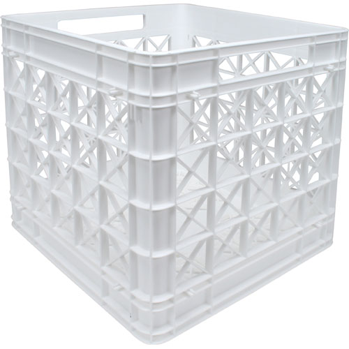Iris Stackable Plastic Storage Crate White In Plastic  sc 1 st  Listitdallas & Stackable Storage Crates Plastic - Listitdallas