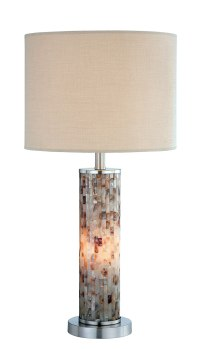 Shell Table Lamp - by Lite Source - LS-21772 in Table Lamps