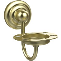 Solid Brass Wall Mount Toothbrush Holder in Toothbrush Holders