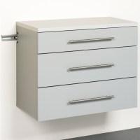 Three Drawer Storage Cabinet in Storage Cabinets